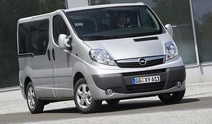 Opel Vivaro: Bałkańska wyprawa