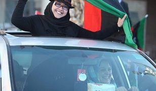 Saudyjki walczą o prawo do prowadzenia samochodu