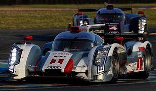 Triumf hybryd Audi w Le Mans