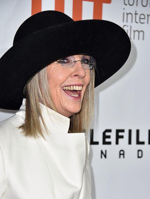 Diane Keaton, 70 lat