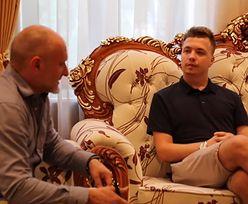 Nowy wywiad z Pratasiewiczem. Nie przyszedł sam