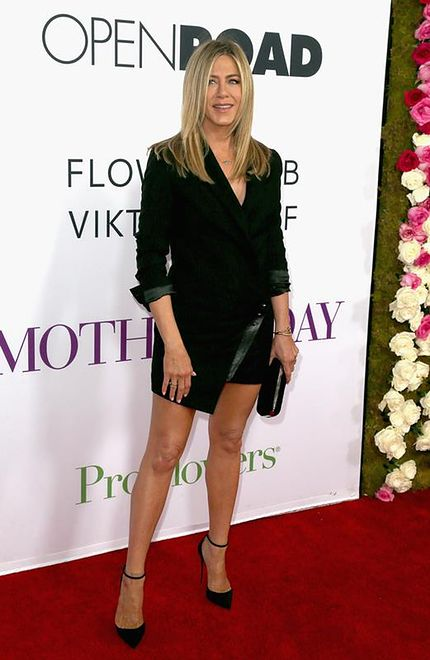 Jennifer Aniston na premierze filmu