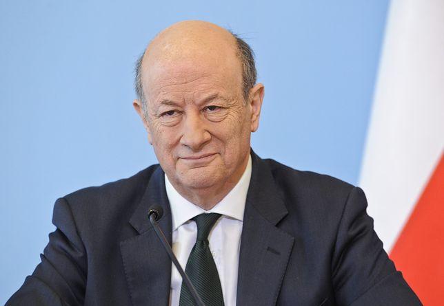 Jacek Rostowski, były minister finansów w rządzie PO-PSL
