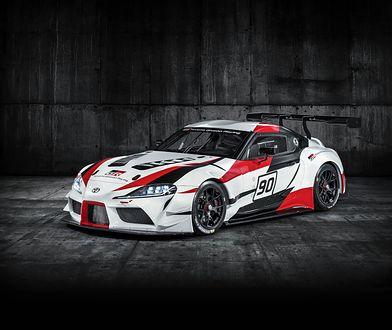 Koncepcyjna Toyota GR Supra Racing