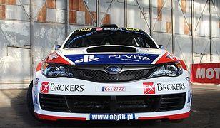 Felix Baumgartner na liście startowej Rajdu Barbórka