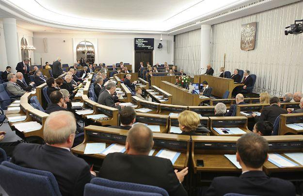 Senat podjął decyzję ws. Trybunału Konstytucyjnego