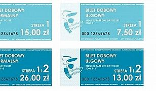 Nowy wygląd i kolor biletów kartonikowych (ZDJĘCIA)