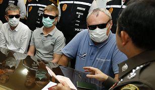 Domniemani członkowie rosyjskiej mafii zatrzymani w Tajlandii