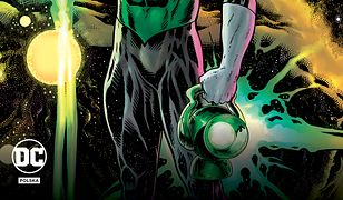 Green Lantern – Galaktyczny Stróż Prawa, tom 1