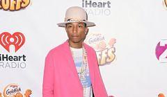 Pharrell Williams otrzymał  tytuł Ikony Stylu 2015