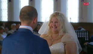 Suknie Ślubne dla Puszystych: Karen i jej suknia zastępcza