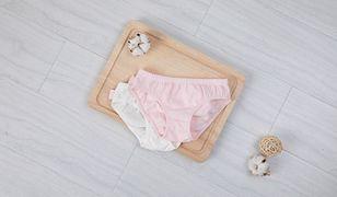 Figi uszyte z oddychających i elastycznych tkanin będą odpowiednie także do uprawiania sportu