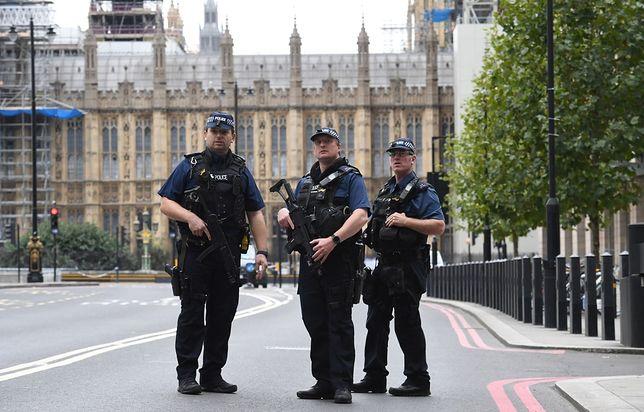 Terrorysta znowu zaatakował w Londynie. Policja uspokaja, ale takich przypadków może być więcej