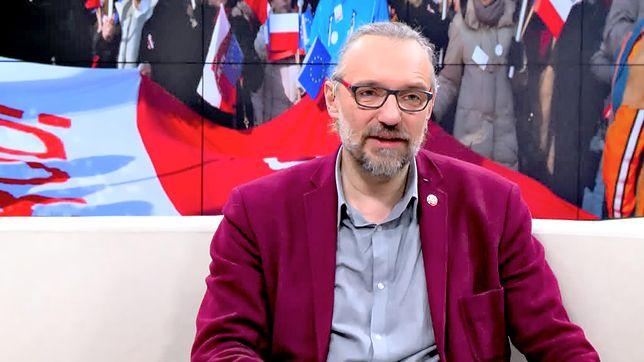 Mateusz Kijowski zapowiada swój powrót na pozycję lidera KOD-u