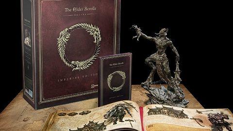 Nie sądziliście chyba, że The Elder Scrolls Online nie dostanie wypasionej edycji kolekcjonerskiej...