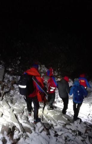 Kobieta przyznała, że ostatni raz w górach była w podstawówce