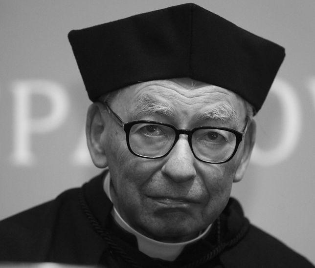 Zmarł arcybiskup Szczepan Wesoły