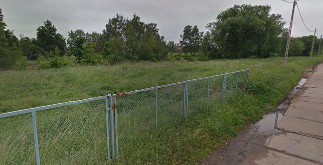 Zwłoki znajdowały się w wysokiej trawie przy ul. Bokserskiej