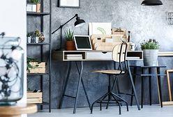 Jak wybrać modne biurko do mieszkania? Stwórz małe domowe biuro