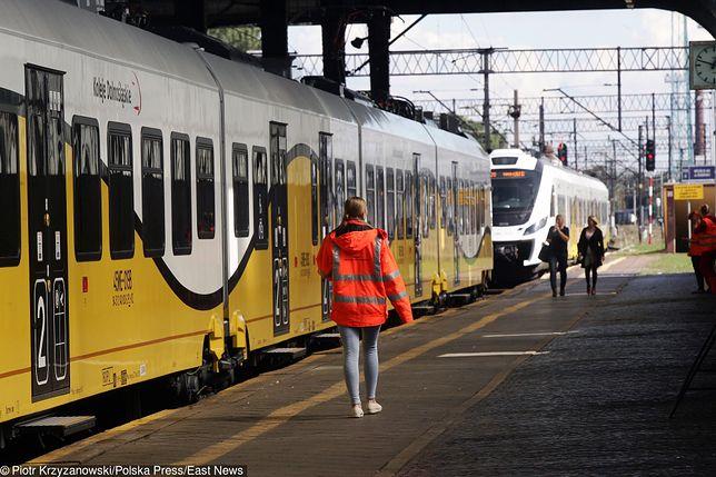 Remont kolei aglomeracyjnej przedłuży się o 18 miesięcy
