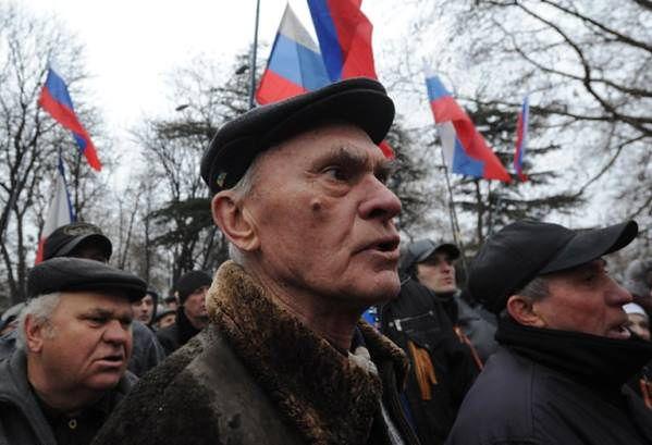 """Rosja przygotowuje się do przejęcia Krymu? """"To zbrojna interwencja"""""""