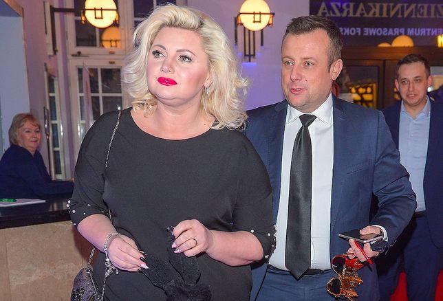 Lucyna Klein Klarenbach jest żoną dziennikarza TVP Info