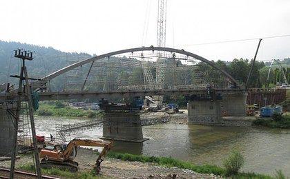 Nowy most graniczny ze Słowacją otwarty dla ruchu