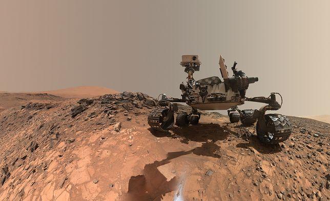 Curiosity dokonał zaskakującego odkrycia
