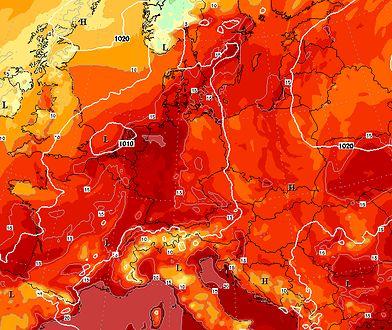 Gorące afrykańskie powietrze w Polsce. Czekają nas tropikalne noce