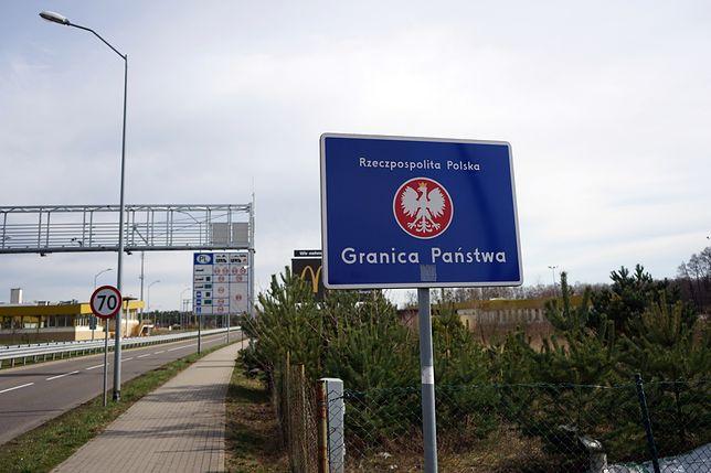Польша закрыла границы