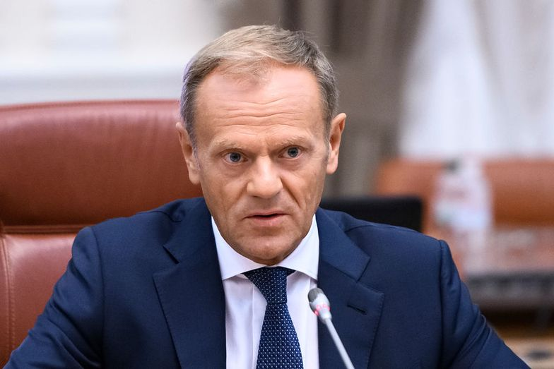 TVP ujawniła szumnie zapowiadane nagranie z tajnej narady u Tuska