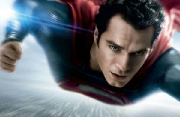 Superman się zbliża