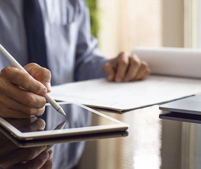 Tablet albo notatnik cyfrowy ułatwią organizację informacji