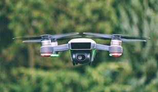 Drony służą jako zabawki i profesjonalne narzędzia pracy