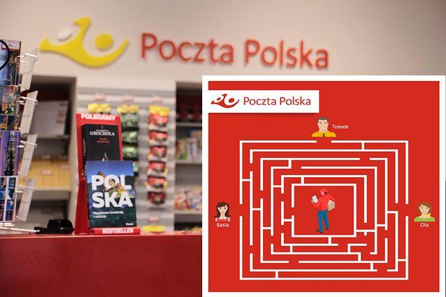 Poczta Polska przygotowała łamigłówkę. Nie takiej reakcji się spodziewała