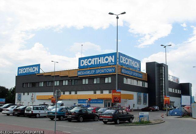 Decathlon działa w Polsce od 2001 roku