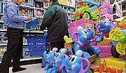 Polski eksport zabawkami stoi