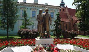 Pierwowzór pamiątki stoi w Radomiu