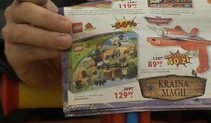 Gdzie kupić klocki Lego?