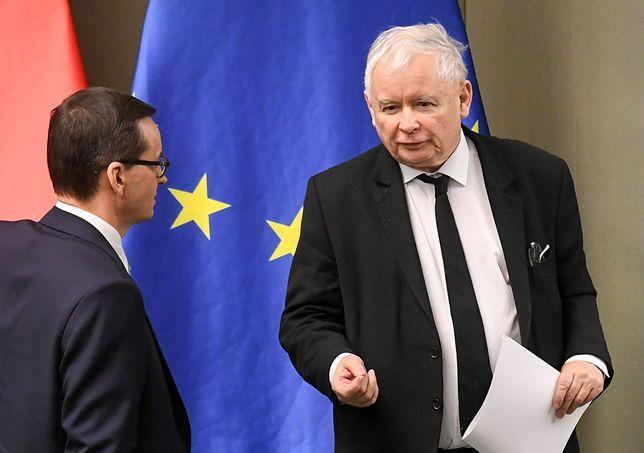 Mateusz Morawiecki odpowiada prezesowi PiS. Reakcja na #StopFurChallenge