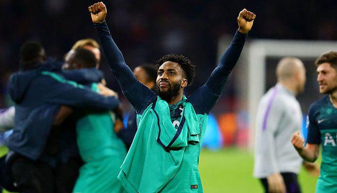 5e47b72c3 Liga Mistrzów 2019. Ajax - Tottenham. Danny Rose: Inspirował nas Liverpool