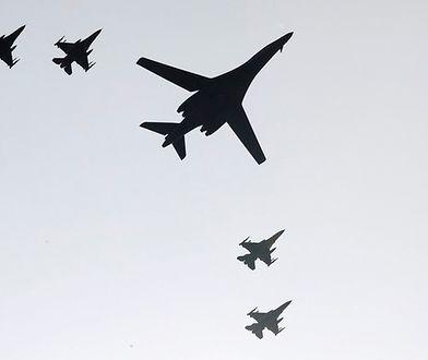 Lotnictwo USA dało pokaz siły nad Koreą Płd. po próbie nuklearnej Pjongjangu