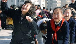 Korea Płn. w żałobie