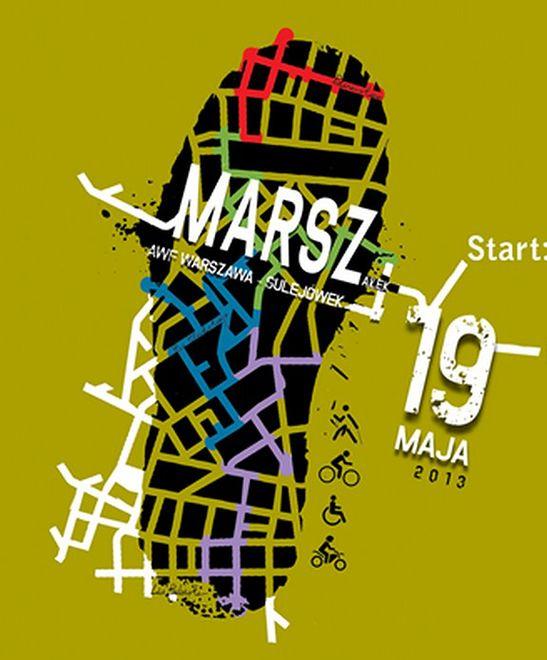 Marsz AWF Warszawa-Sulejówek