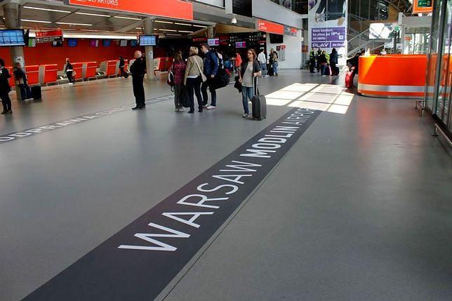 Prawie 150 tys. pasażerów we wrześniu w Modlinie!