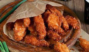 Nuggets - domowe kąski z kurczaka