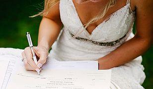 Zmiana nazwiska po ślubie. Warta zachodu?