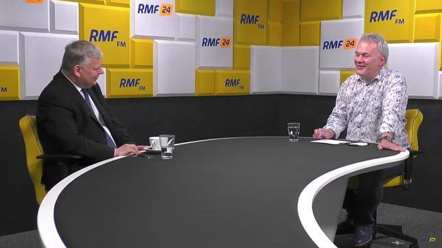 Marek Suski przyznał, że nie zna dokładnej daty rekonstrukcji rządu