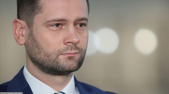 Kamil Bortniczuk (Porozumienie).
