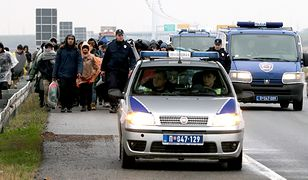 Chorwacja jest pierwszym krajem unijnym na trasie migrantów, którzy zmierzają przez Bałkany w kierunku północnych krajów Unii Europejskiej
